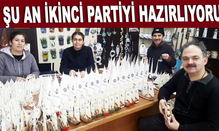 Sinop'un ahşap gemi modelleri balkanlarda