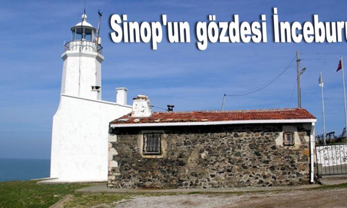 Sinop'un gözdesi İnceburun