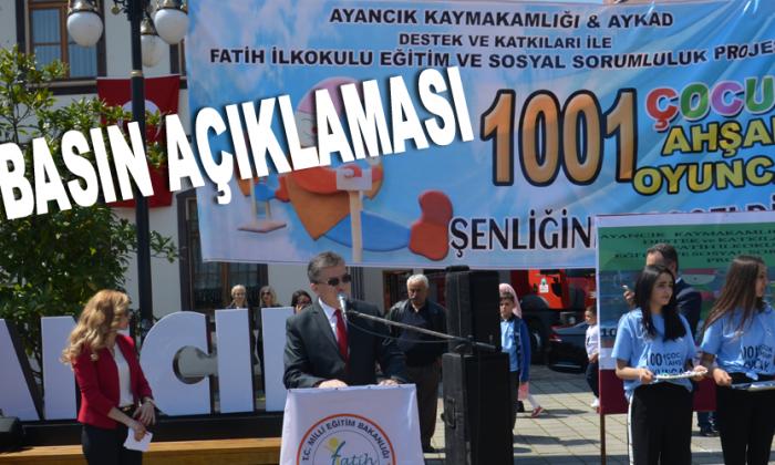 """''1001 ÇOCUK ,1001 AHŞAP OYUNCAK """""""