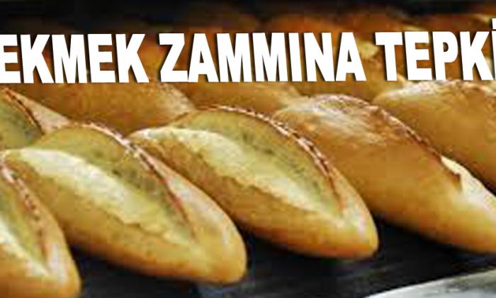 Çakıcı'dan ekmek zammına tepki