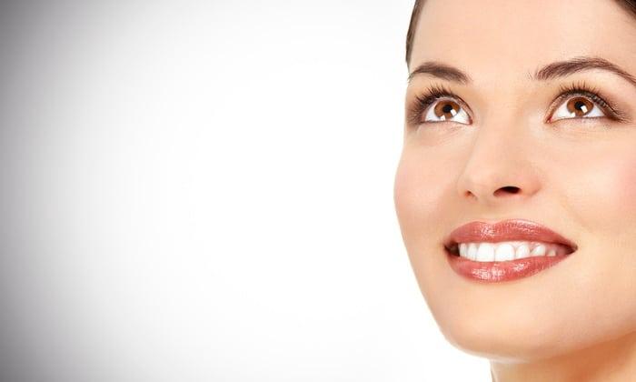 Ön dişlere uygulanan estetik dolgular