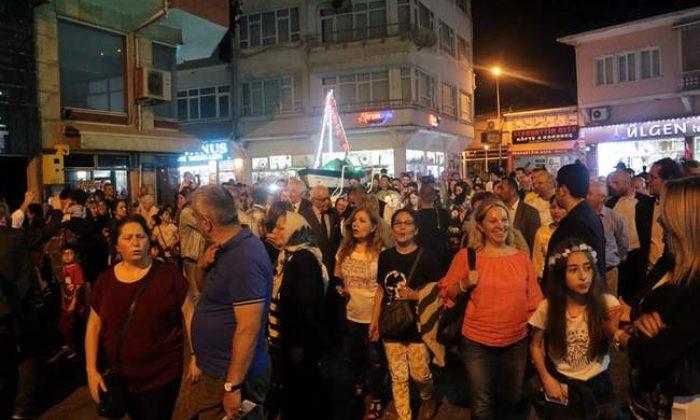 Sinop'ta HELESA coşkusu
