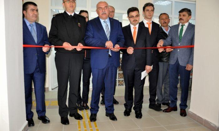 """Sinop'ta """"Açık Kapı Bürosu"""" açıldı"""