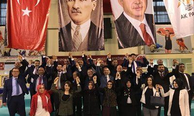 MAVİŞ, ÇORUM'DAKİ TEMAYÜL TOPLANTISINA BAŞKANLIK ETTİ