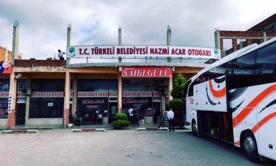 """Türkeli Belediye Otogarı'na """"Emektar Kaptan""""ın adı verildi"""