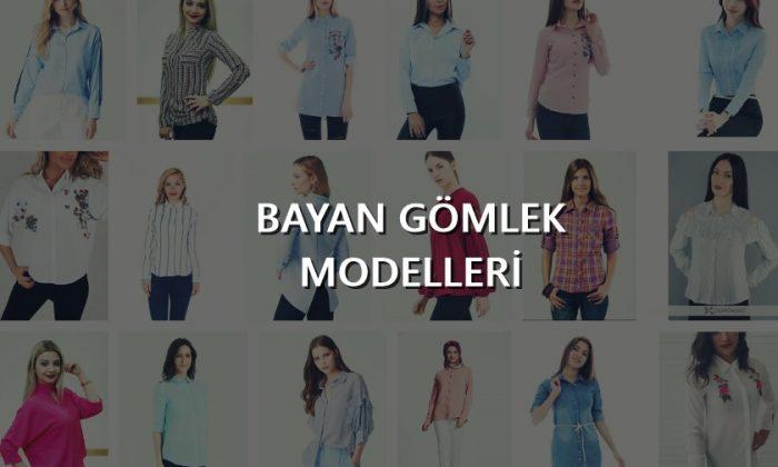 Bayan Gömlek Modelleri İle Yeni Tarz Oluşturun