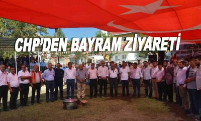CHP'den Bayram Ziyareti
