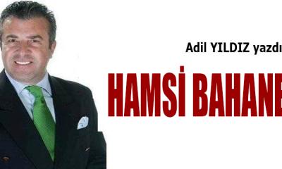 HAMSİ BAHANE