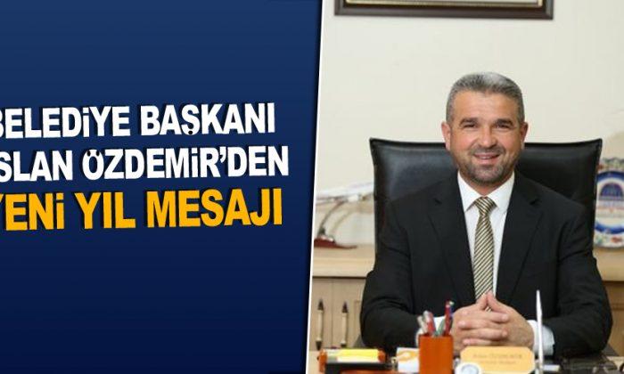 Başkan Aslan Özdemir'den Yeni Yıl Mesajı