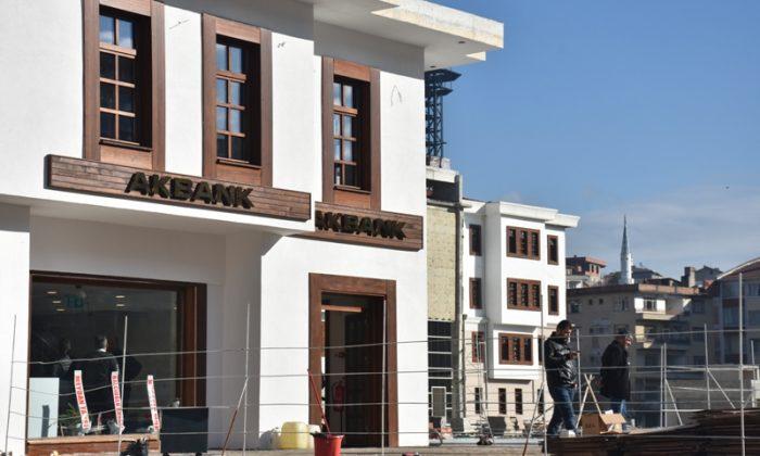 Boyabat Meydan Projesi'nin İlk Kurumu Açıldı