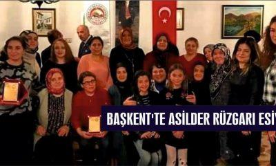 BAŞKENT'TE ASİLDER RÜZGARI ESİYOR