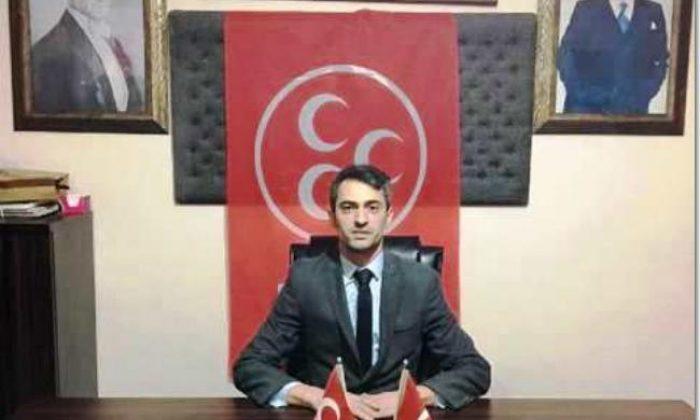 Boyabat MHP İlçe Başkanı Görevine Engin Aydın Getirildi