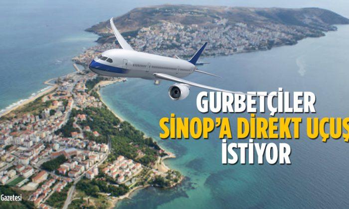 Gurbetçilerden Sinop'a Direkt Uçuş Talebi