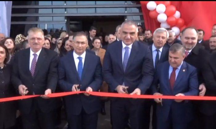 Bakan Ersoy 'Sinop'u iyi değerlendirememişiz!'