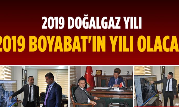 2019 Doğalgaz yılı, 2019 Boyabat'ın yılı olacak