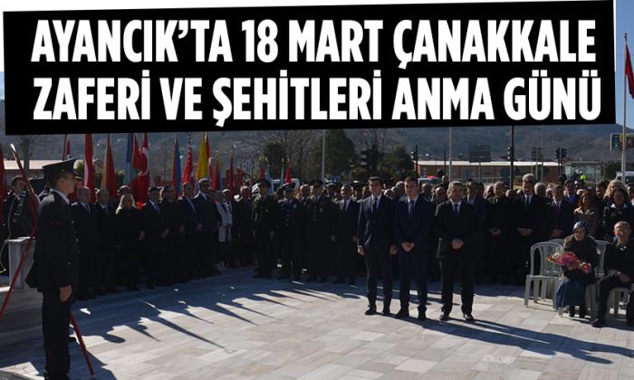 İlçemizde 18 Mart Çanakkale Zaferi ve Şehitleri Anma Günü Etkinlikleri Düzenlendi