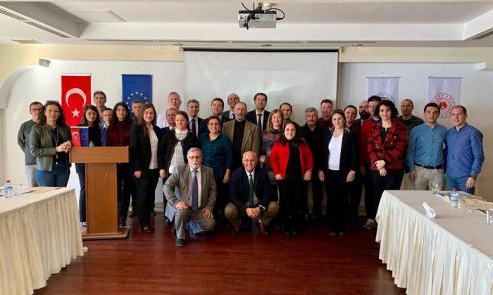 İklimİN Projesi Eğitimi Sinop'ta Yapılıyor