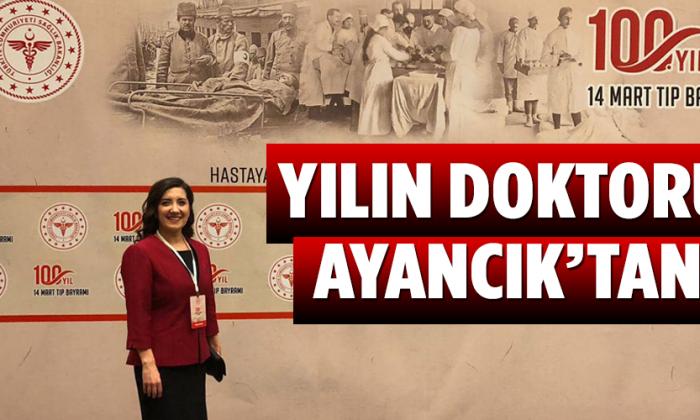 YILIN DOKTORU AYANCIK'TAN