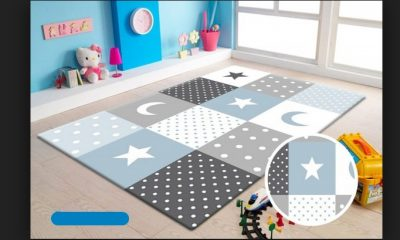 Çocuk Odası Halı Modelleri Seçimi