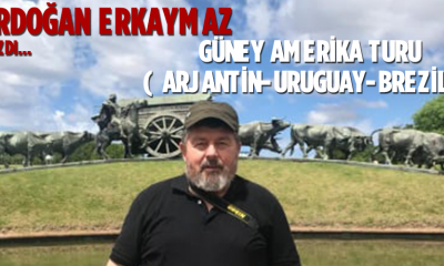 GÜNEY AMERİKA TURU ( ARJANTİN-URUGUAY-BREZİLYA)