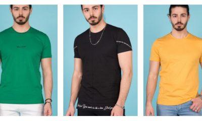 Giyim de Erkek Tişört Seçmenin Püf Noktaları