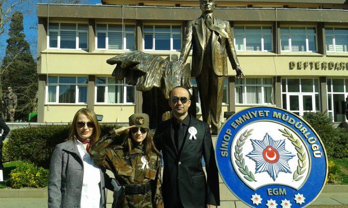 Hedefi Babası Gibi Polis Olmak
