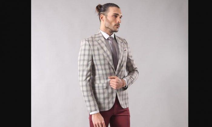 Wessi Blazer Ceket Erkek 2019
