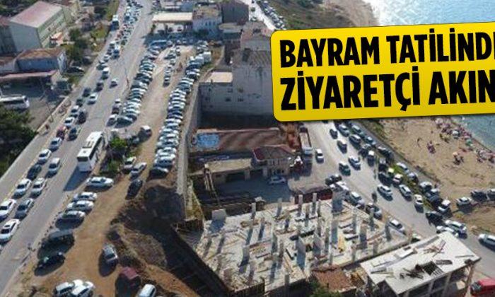 Bayram Tatilinde Sinop'ta Ziyaretçi Patlaması