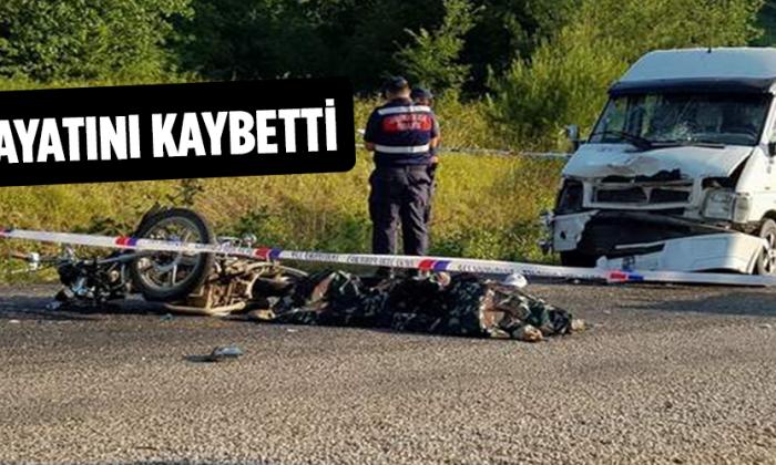 Kazada hayatını kaybetti