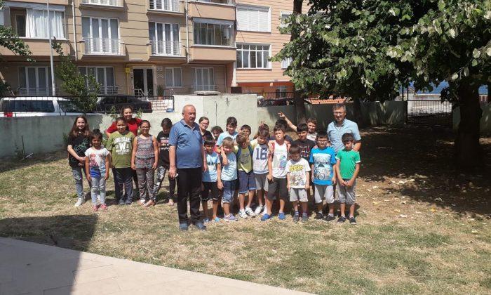 Sinop'ta Öğrencilere Kur'an Kursu Veriliyor