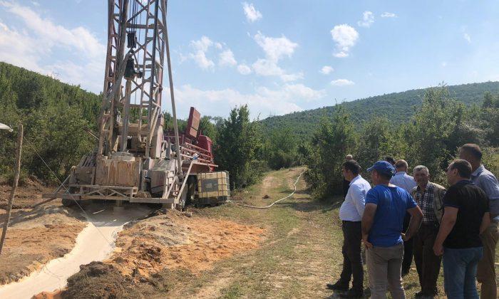 CHP'li Karadeniz Boyabat Doğuca Köyü İçme Suyu Sorununa Çözüm