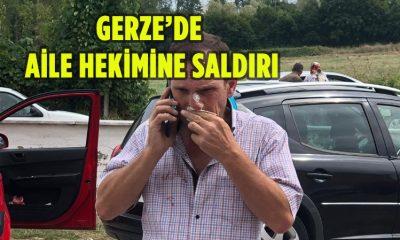 Gerze'de Aile Hekimine Saldırı