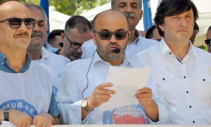 """Memur-Sen'den """"Emeğe Saygı, Adalete Davet"""" açıklaması"""