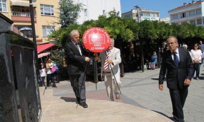 Ayancık'ta CHP'nin Yıldönümü Kutlaması