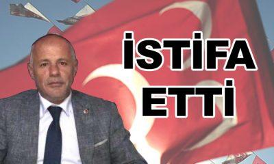 Fahri Ulusoy MHP'den İstifa Etti