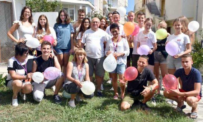 Litvanyalı Öğrenci ve Öğretmenler Sinop'ta