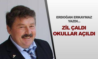 Zil Çaldı, Okullar Açıldı