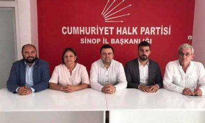 Sinop CHP'den Hamsilos Tepkisi