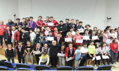 Sinop'ta Kros İl Birinciliği Yarışmaları