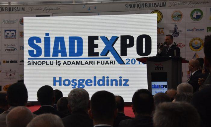 SİAD EXPO İSTANBUL FUAR MERKEZİNDE DÜNYAYA KAPILARINI AÇTI.