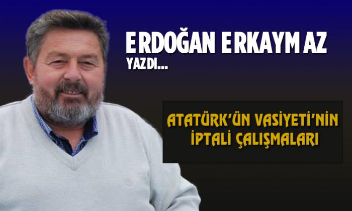 Atatürk'ün Vasiyeti'nin İptali Çalışmaları  (CHP İş Bankası Hisseleri)