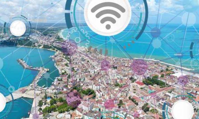Sinop, akıllı şehirler arasına girmeye hazırlanıyor