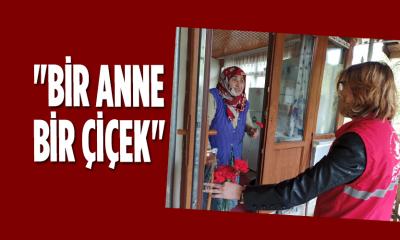 """""""BİR ANNE BİR ÇİÇEK"""""""