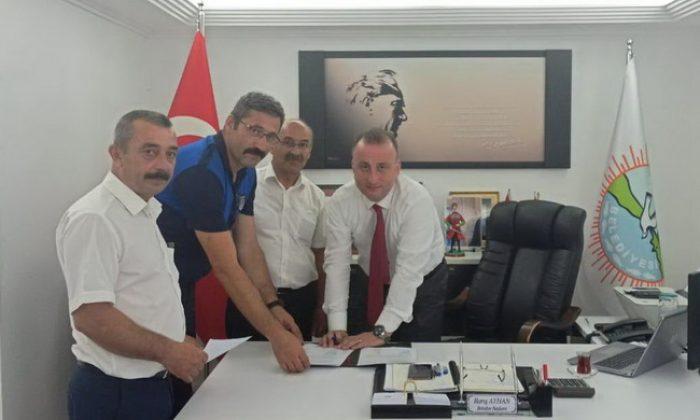 Sinop Belediyesinde işçi maaşlarına zam