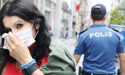 Kapalı alanlarda maske denetimleri