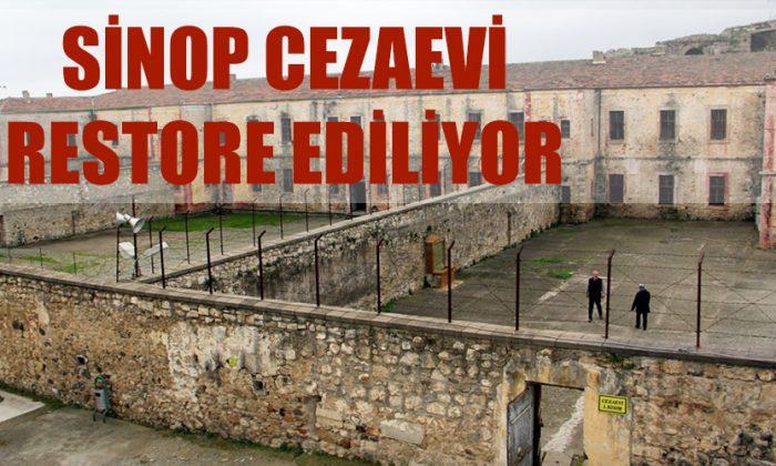 Sinop Tarihi Cezaevinde Restorasyon Çalışmaları Başlıyor