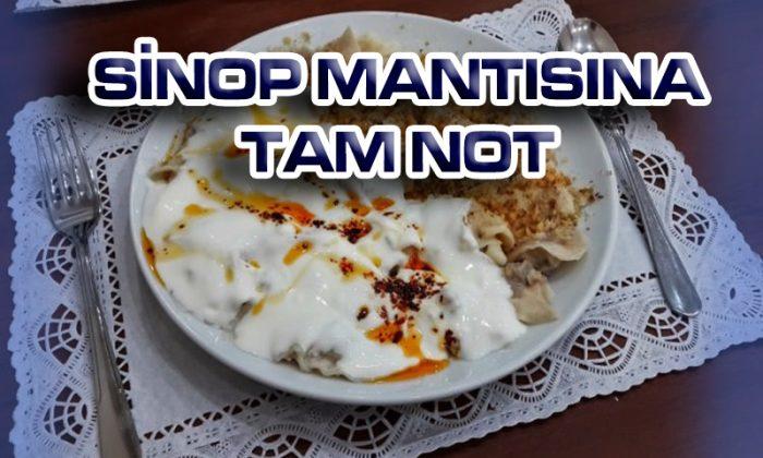 SİNOP MANTISINA TAM NOT
