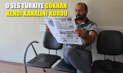 O ses Türkiye Gökhan Şahinkaya kendi kanalını kurdu