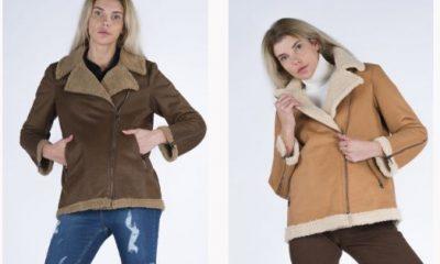 Kadın Kürklü Ceket Modelleri Artık Her Yerde
