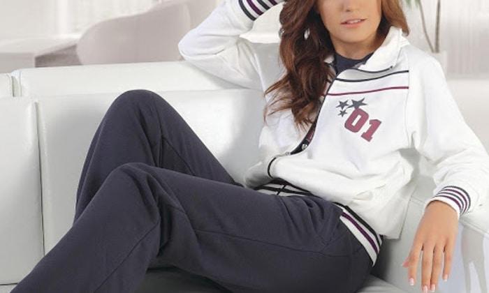 Sporun Vazgeçilmezi Bayan Eşofman Takımı Modelleri